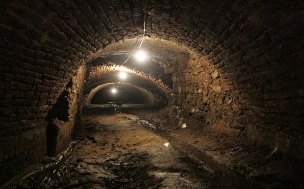 Puebla Tünelleri- Kaynak: AP