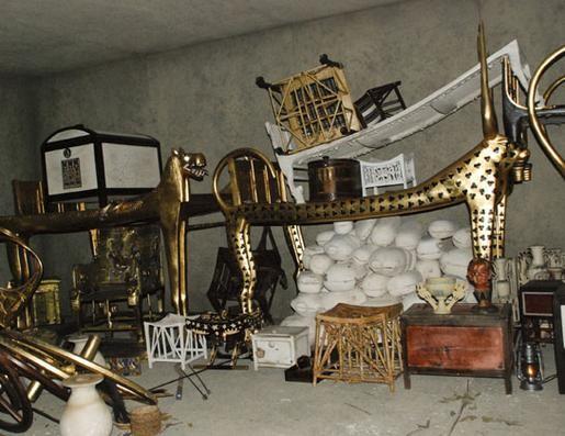Tutankamon'un mezar odasında keşfedilenler