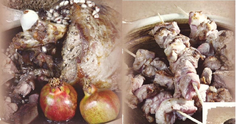 Hitit Yemekleri: Et Yemeği Tarifleri