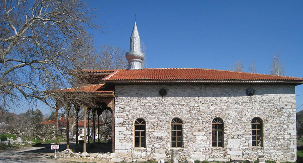 Stratonikeia Antik Kenti'ndeki Osmanlı Camii Restore Edilecek