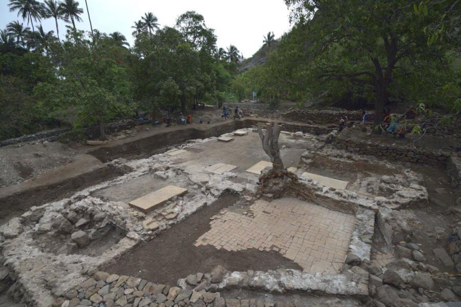 Sömürgecilerin Tropik Bölgelerde Kurduğu En Eski Kilise Bulundu
