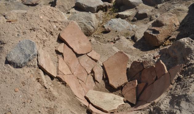 Kırıkkale'de 3500 Yıllık Hitit Ambarı Bulundu