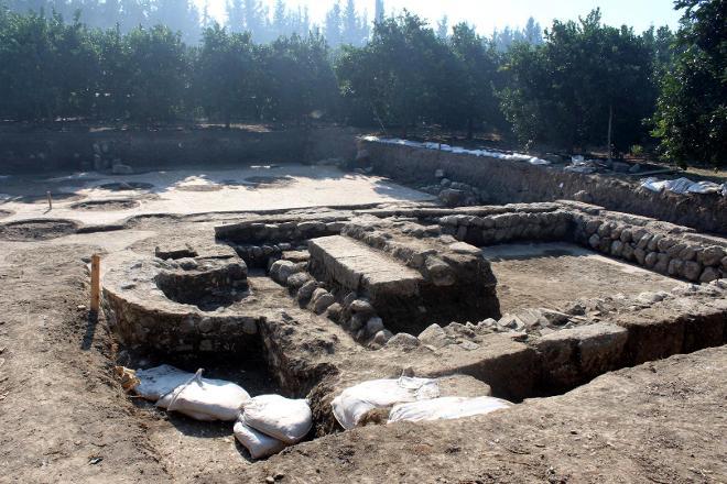 Hatay'da 1500 Yıllık Kutsal Havariler Kilisesi Bulundu