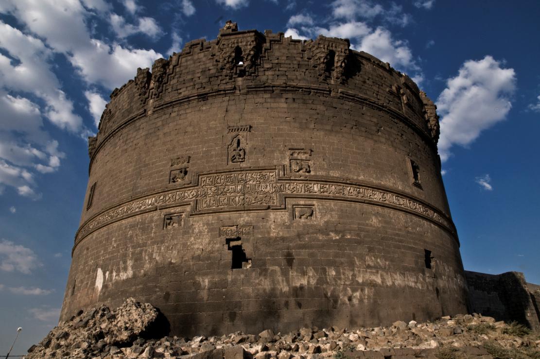 Diyarbakır'da 683 Kültür Varlığı Tescillendi
