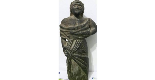 Suriye'deki Palmira'dan Kaçırılan Eserler Elazığ'da Bulundu