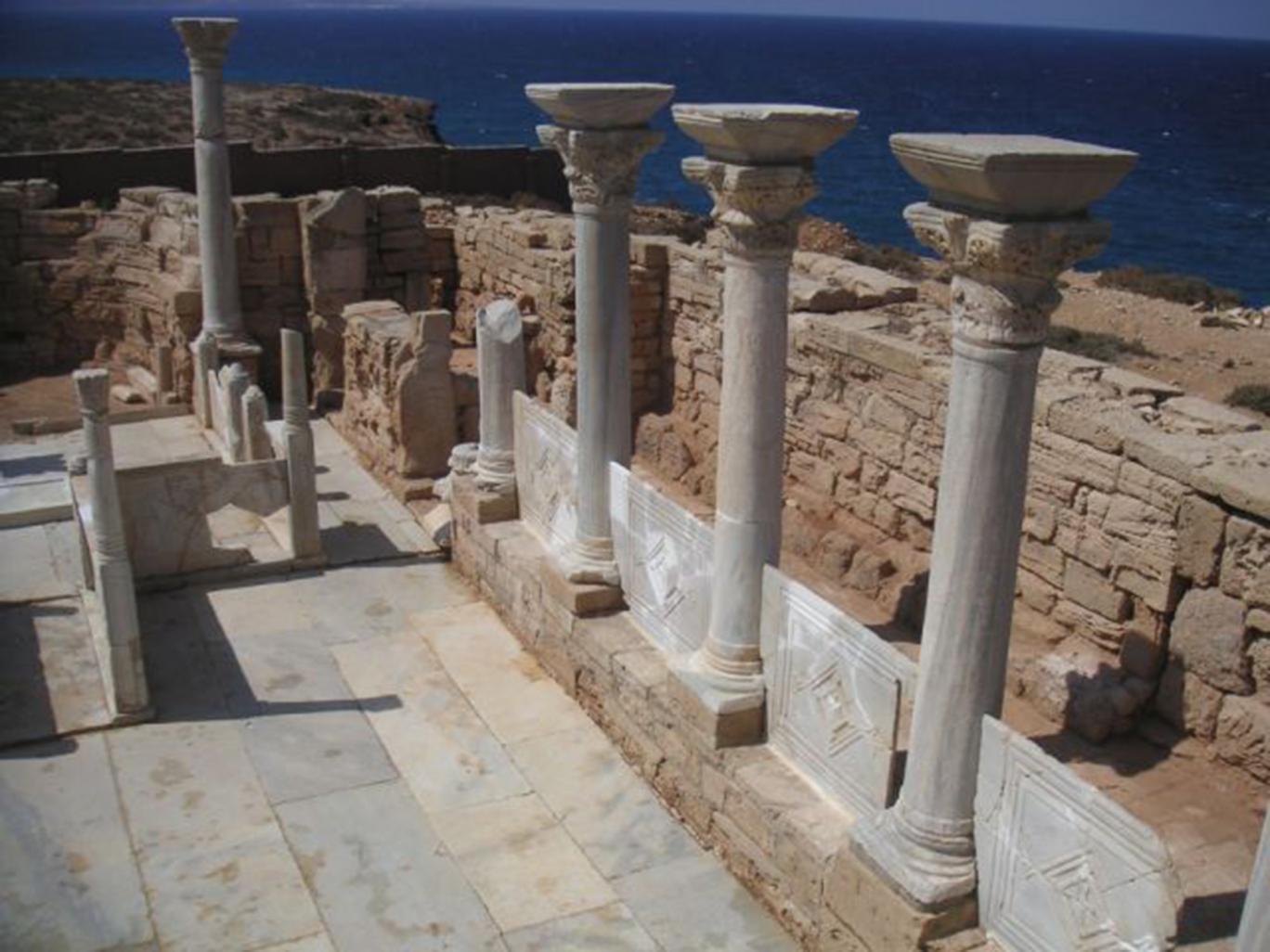 İmparator Justinianos'un Monte Edilmesi İçin Gönderdiği Kilise 1,000 Yıl Sonra Birleştirilecek