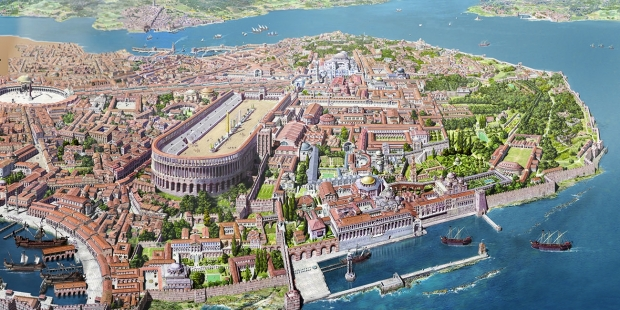 Koç Üniversitesi Geç Antik Çağ ve Bizans Araştırmaları Merkezi Açıldı