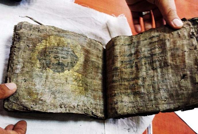 Satılmak Üzere Bulunan 1000 Yıllık İncil'in Tokat'ta Kalması İsteniyor