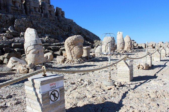 Nemrut Dağı Heykelleri Korumaya Alındı
