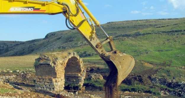 Septimius Severus Köprüsü'nde Restorasyon Çalışmaları Başladı