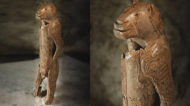 Löwenmensch 30.000 yıl yaşında bir sanat eseri (Foto: Heritage Image Partnership Ltd/Alamy)