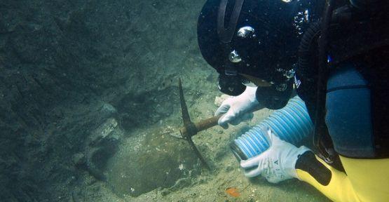Karadeniz'de Bulunan Antik Batıkların Kopyası Yapılacak