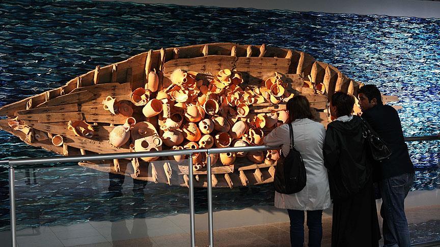 Marmaray Kazılarında Bulunan Ortaçağ Teknesinin Kopyası Yapılıyor