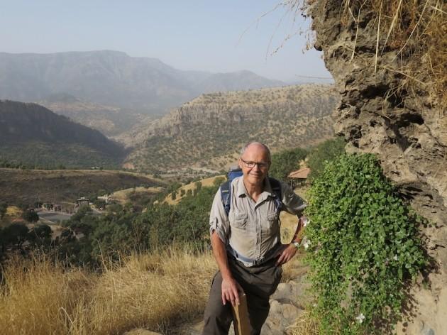 IŞİD'ten Kaçan Arkeologlar Şanidar Mağara'sına Geri Döndü