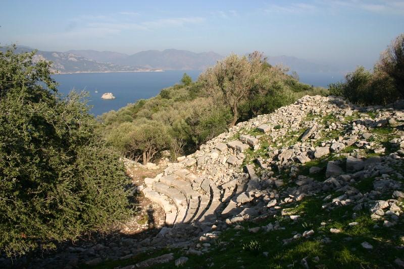 Marmaris'te Amos Antik Kenti Kazıları İçin Sponsor Aranıyor