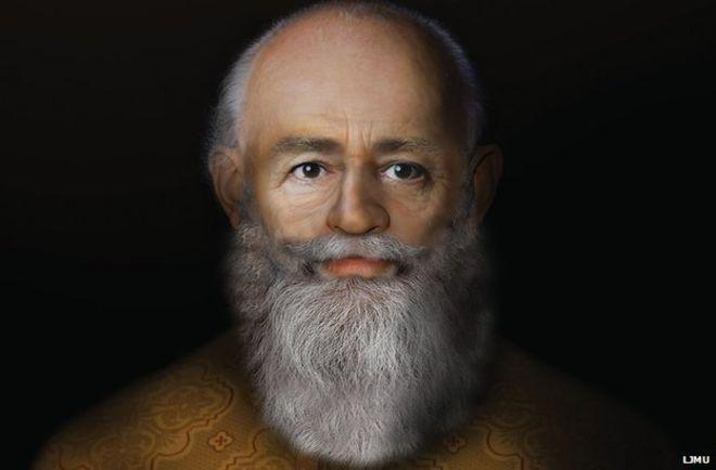 Aziz Nikolas'ın Kemikleri Noel Baba'nın Nasıl Göründüğünü Gösteriyor