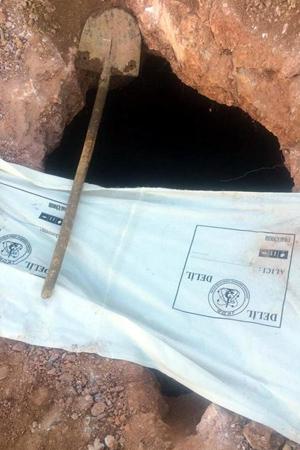 Diyarbakır'daki Bir Mağarada 15 İnsan Kafatası Bulundu