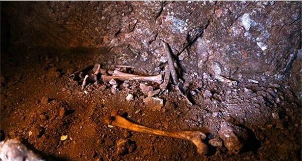 Diyarbakır'da Mağarada Bulunan Kafatasları En Az 2000 Yıllık Çıktı