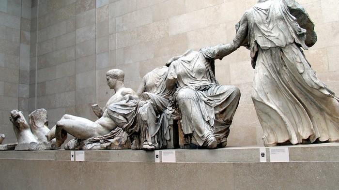 Yunanistan Artık Parthenon Mermerlerinin İadesini Beklemeyecek