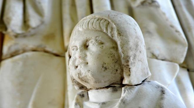 2015 Yılında Türkiye'den En Önemli 10 Arkeolojik Keşiflerinden olba antik kenti'nde bulunan mozaik