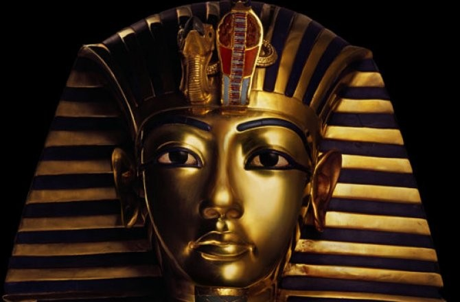 Tutankamon'un Sütannesi Kız Kardeşi Meritaton Olabilir