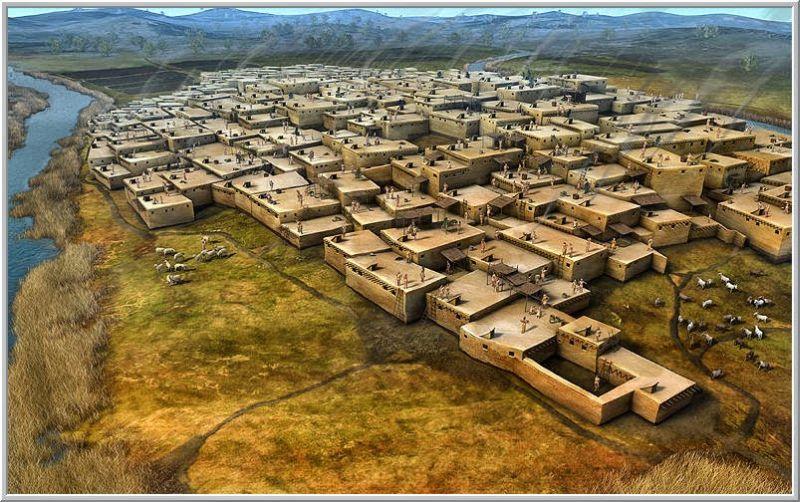 10 Maddede Neolitik Yerleşim Çatalhöyük'ü Anlamak