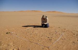 Uzun yıllar boyunca bilim adamları Modern insanın Afrika'dan çıkışında Arabistan yarımadasının sert iklim koşullarından ötürü kullanışsız olduğunu iddia ettiler.