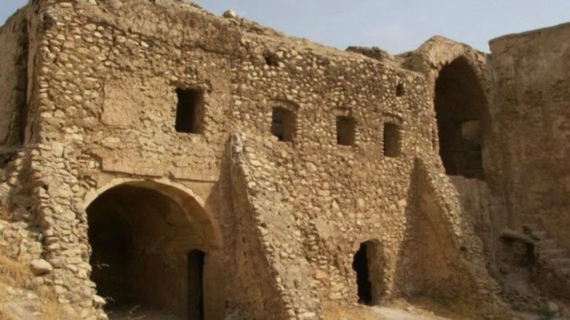 Aziz Elijah manastırı