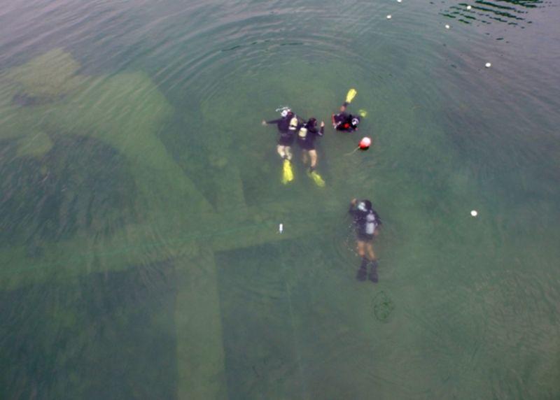 Iznik Gölü'ndeki 1500 Yıllık Bazilikada Bronz Sikkeler Bulundu