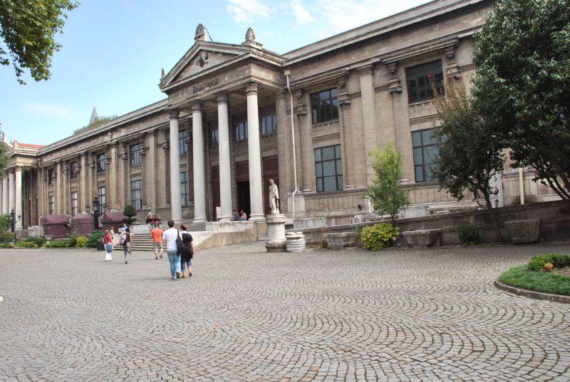 İstanbul Arkeoloji Müzesi Depreme Dayanıklı Hale Getiriliyor