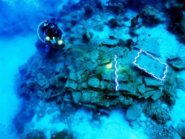 Marmaris'te 900 Yıllık Fatimi Dönemi Batık Keşfedildi
