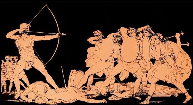 Odesa Destanı MÖ. 1. Yüzyıldaki Güneş Tutulmasından Bahsediyor Olabilir