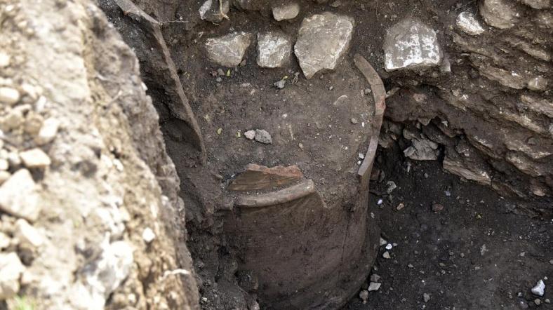 Bodrum'da Bir İnşaatta Helenistik Su Kuyusu Bulundu
