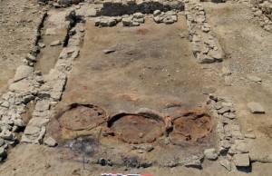 Fransa'da 1. Yüzyıldan Kalma Antik Roma Restoranı/Tavernası Bulundu