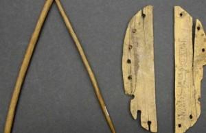Kadın Firavun Hatşepsut'un Tapınağının Temeline Konulmuş Eşyalar Bulundu