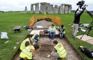Stonehenge'e Gömülen Kadınlar Cinsiyet Eşitliğine İşaret Ediyor