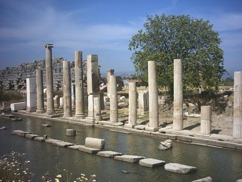 Magnesia Antik Kenti'nde Jeotermal Santral İçin Kuyu Kazıldı