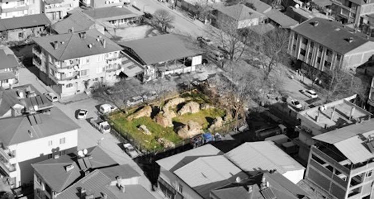 İznik'te Eşsiz Bizans Resimlerine Sahip Koimesis Kilisesi Yok Oluyor