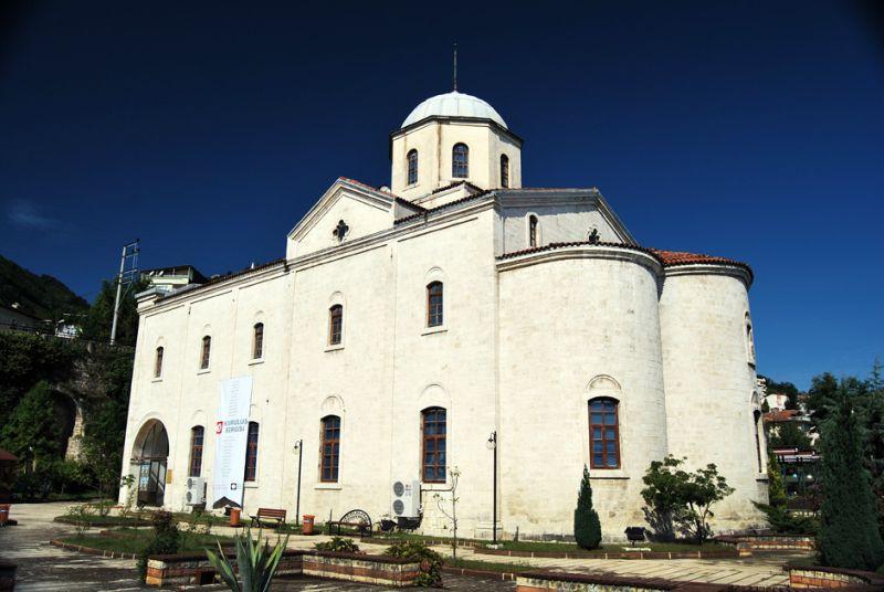 Ordu'da Tarihi Kilise Arkeoloji Müzesine Dönüştürülecek
