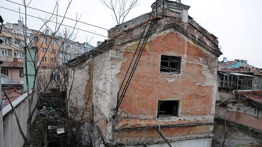 Bursa'da 300 Yıllık Kilise Sahibinden Satılık
