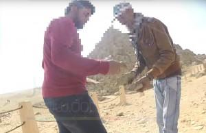 Mısır'da Piramitlerin Taşlarını Yaklaşık 93 TL'ye Satan Üç Kişi Tutuklandı