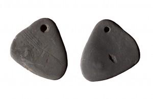 11,000 Yıllık Çizimli Taş Takı İngiltere'nin En Eski Mezolitik Sanat Eseri