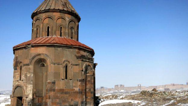 Kars'ta Bir Zamanların İhtişamlı Kenti: Ani