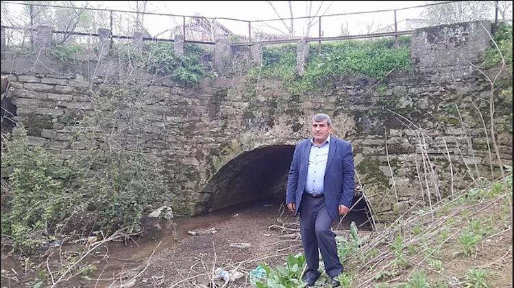 Edirne'de Yıkılmak İstenen Köprü Bizans Köprüsü Çıktı