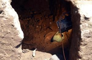 Yeni Keşfedilen Etrüsk Prensesi Mezarında Mısır Bokböceği Muskası Bulundu