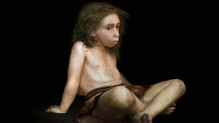 Neandertallerin soylarının tam olarak neden tükendiğini anlamasak da, onların bir kısmının bazılarımızın içinde yaşadığını biliyoruz. (Credit: Plailly/Daynes/SPL)