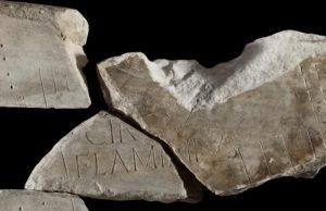 2,200 Yıllık Mermer Roma Haritasının Yeni Bir Parçası Bulundu
