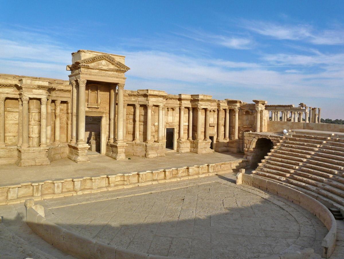 Palmira Antik Kenti'nde En Az 150 Mayın Bulundu
