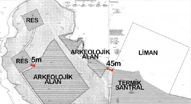 İzmir'de 1. Derece Sit Alanı Dibine Termik Santral Yapılıyor