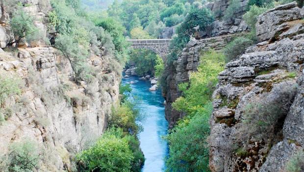 Antalya'da Antik Kentlerin Olduğu Milli Parka Viyadük Yapılacak
